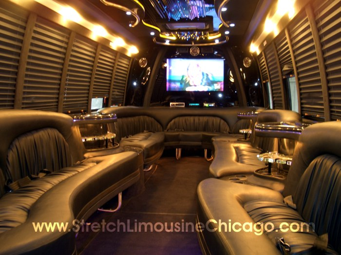 Luxury Bus Interior Ford f550 luxury bus