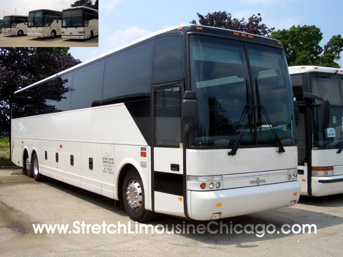 VanHool Luxury Tour Bus