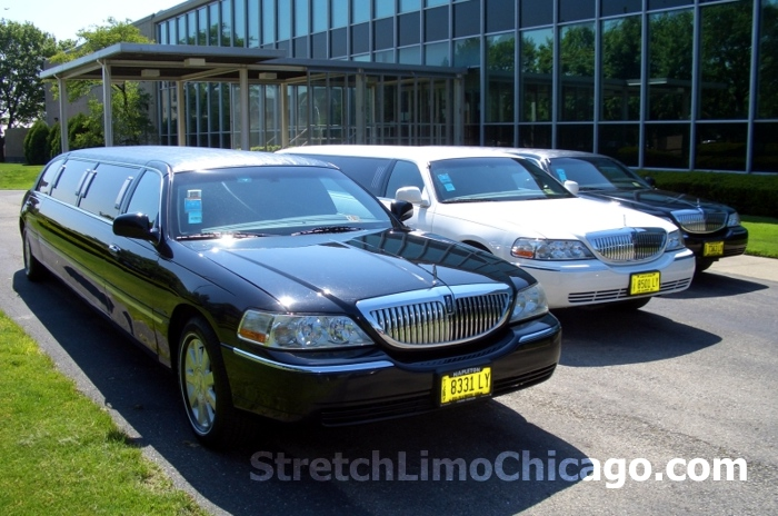 Lincoln Town Car Stretch Limousines 6 8 Amp 10 Passenger
