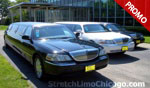 Lincoln Towncar Stretch Limos