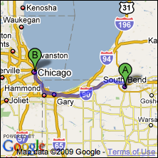 South Bend Limo Amp Car Service To Or From Chicago O Hare
