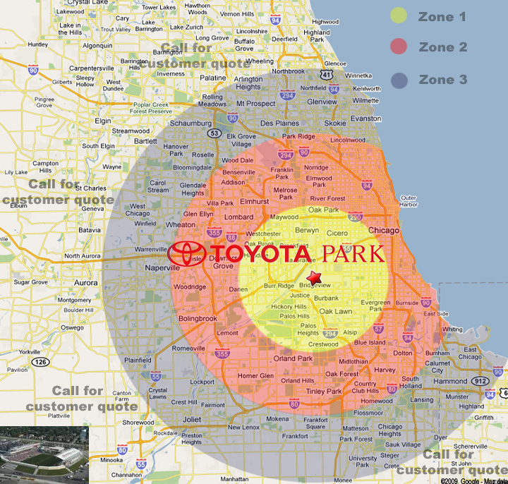 Will Call Toyota Park