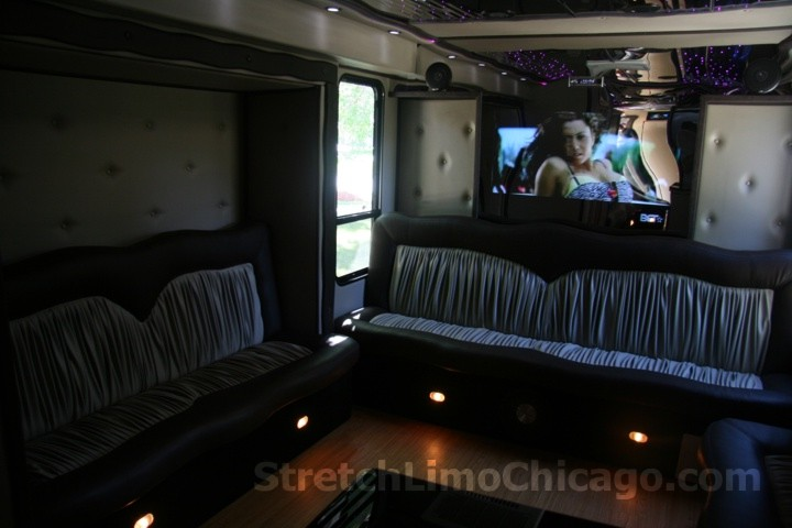 Chicago Limo Bus