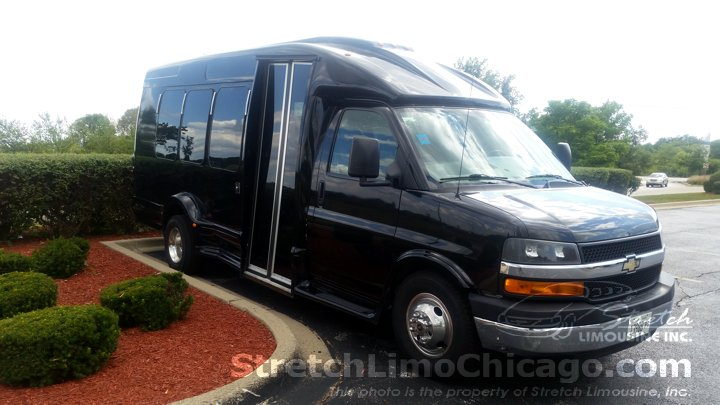 Chevy G3500 Turtle Top