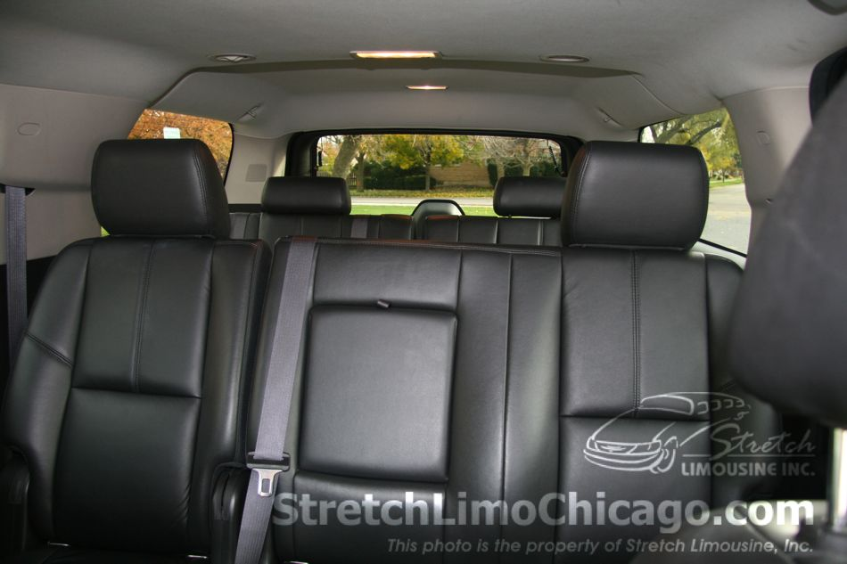 Chevy Suburban Suv Rental Services In Chicagoland Area