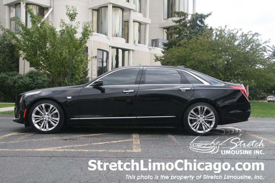 Cadillac Ct6 Sedan Rental Services In Chicago Rates And