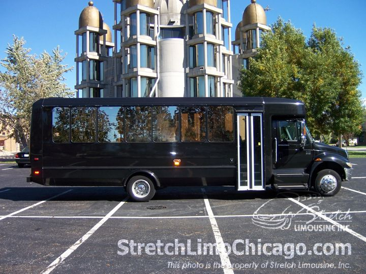 chicago mini bus