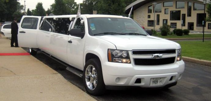 wedding limo package 3
