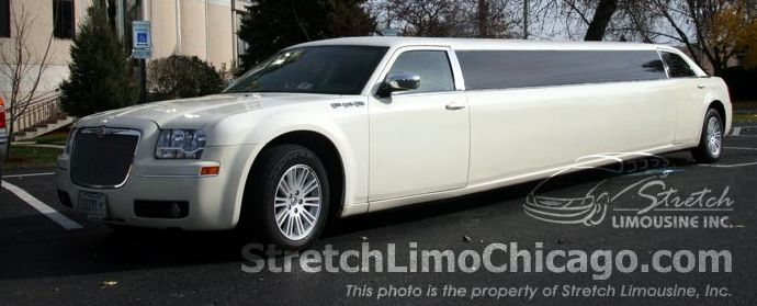 Chrysler 300 Wedding Limo Package Check Promo Rates
