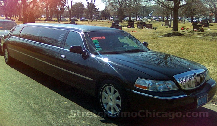 funeral limousine chicago