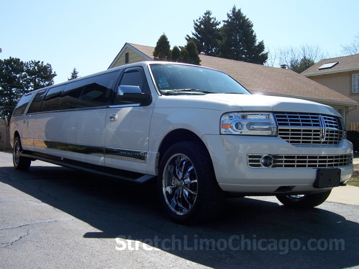 Look no further for Lincoln Navigator limo in