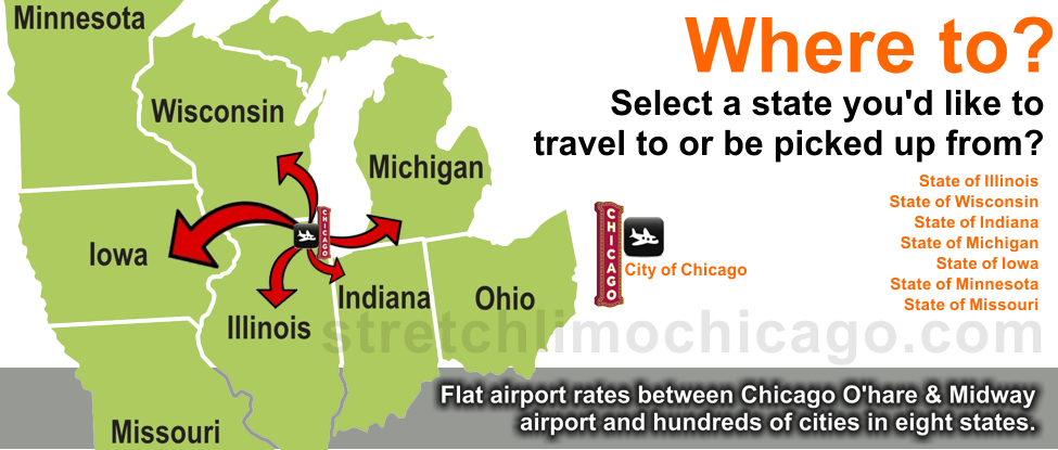 midwest airport specials