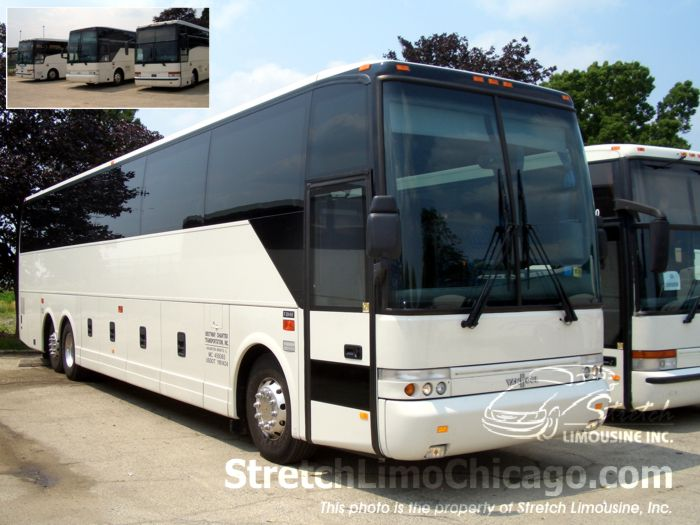 Chicago Charter Bus Chicago Motor Coach Buses