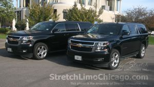 chevy suburban suv airport car
