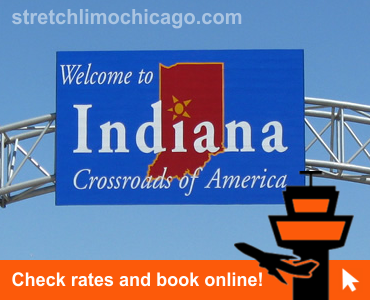 Indiana  airport rates