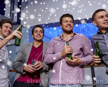 bachelor party hourly limo service